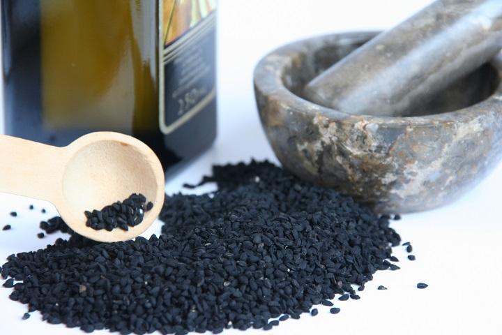 Il benessere fornito dall'olio di cumino nero